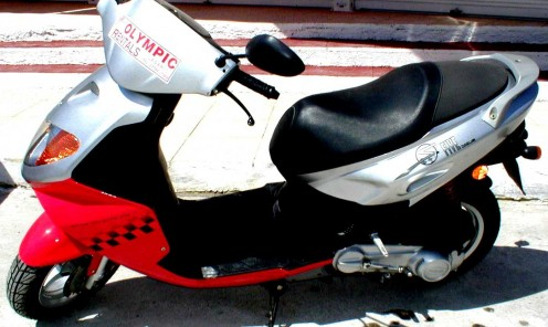 DAELIM S/FIVE 50/80CC