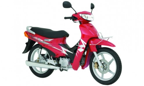 DAELIM CITY 110CC