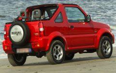 Suzuki Jimny Open Top