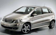 Mercedes B Klass
